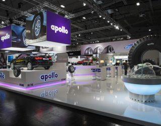 Węgierska fabryka Apollo produkuje teraz opony do ciężarówek