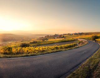 5 najdziwniejszych dróg, po których można jeździć