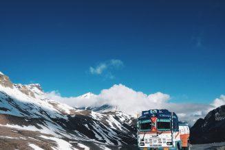 Ciekawostka językowa: Arctic truck czy artic lorry?