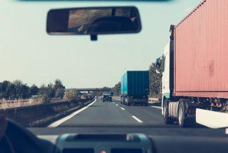 145km / h w ciężarówce? To na pewno żarty