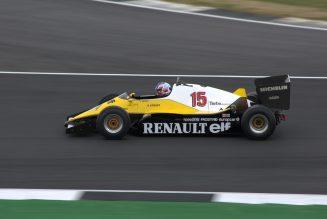 Ciężarówka Renault F1 rozbiła się w drodze na Grand Prix Węgier