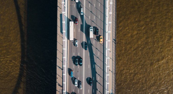 Smutne dane o polskich autostradach