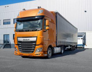 Firma DAF wprowadza na rynek nowy elektryczny model CF o zasięgu 200 kilometrów