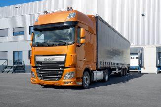 Wznowienie produkcji samochodów ciężarowych DAF w Europie
