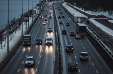 Słowenia wprowadza zakaz wyprzedzania się ciężarówek w całym kraju