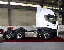 150 nowoczesnych IVECO S-WAY dla firmy Sachs Trans International