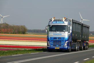 Volvo pokazało kabinę wydłużoną niczym w DAF-ie XG